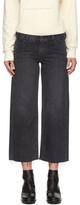 Simon Miller Black W005 Jeans