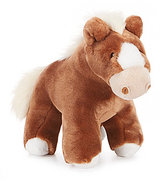 "Edgehill Collection 10"" Plush Pony Toy"