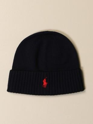 Polo Ralph Lauren Hat With Logo
