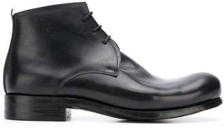 Dimissianos & Miller Chukka boots