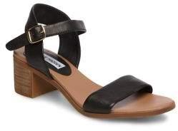 Steve Madden April Leather Sandals