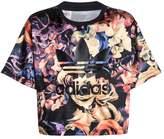 adidas ROSE Print Tshirt multcolor/legend ink