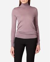 N.Peal Super Fine Roll Neck Cashmere Sweater