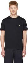 Moncler Gamme Bleu Navy Pockets T-shirt