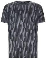 BOSS Geo Jacquard Jersey T-Shirt