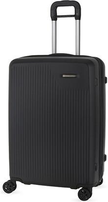 Briggs & Riley Sympatico medium expandable four-wheel suitcase 68.5cm, Black