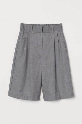 H&M Dress Shorts - Gray