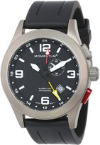 Momentum St.Moritz Watch Group Men's 1M-SP58B1B VORTECH GMT Analog Watch with GMT Function and Alarm Watch