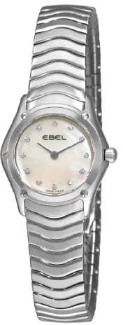 Ebel Women's 9003F11/9925 Classic Mother-Of-Pearl Dial Diamond Watch