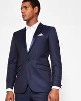 Ted Baker Wool and mohair dinner suit jacket