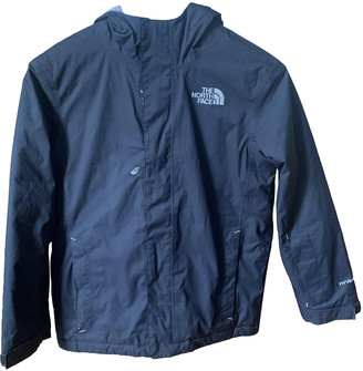 The North Face Black Polyester Jackets & Coats