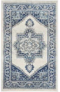 "Long Street Looms Antique ANT01 Ivory 3'3"" x 5'3"" Area Rug"