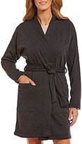 UGG Braelyn Double-Knit Fleece Wrap Robe