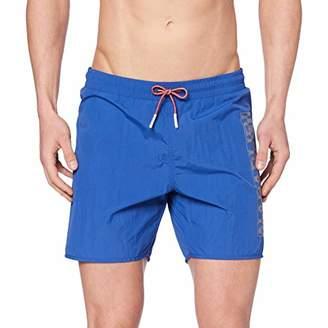 Napapijri Men's Varco Swim Trunks, (Skydiver Blue Bc), (Size: XXX)