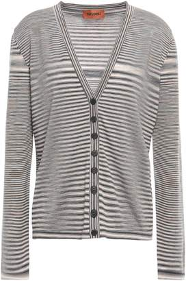 Missoni Striped Wool Cardigan