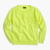 J.Crew Girls' cashmere T-shirt