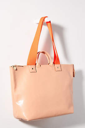 Clare Vivier Le Zip Tote Bag By in Pink Size ALL