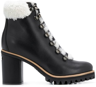 Le Silla Hiking-Style Ankle Boots