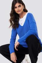 Trendyol V-Neck Basic Knit