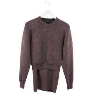 Alexander Wang Red Viscose Knitwear