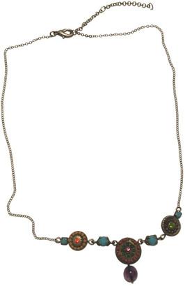 Les Nereides Multicolour Pearls Necklaces