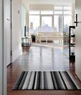 Chilewich Even Stripe Shag Indoor Outdoor Mat