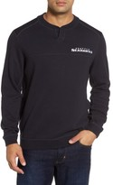 Tommy Bahama Men's Nfl Flipside Abaco Reversible Pullover