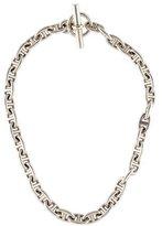 Hermes Chaîne d'Ancre Necklace