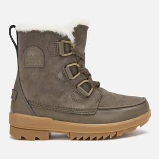 Sorel Women's Torino Waterproof Suede Hiking Style Boots - Major