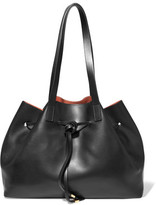 Iris and Ink Leather Tote