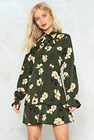 Nasty Gal Dressed to Kill Floral Dress