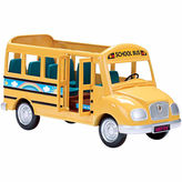 International Playthings Calico Critters School Bus