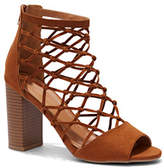 New York & Co. Knot-Detail Caged Sandal