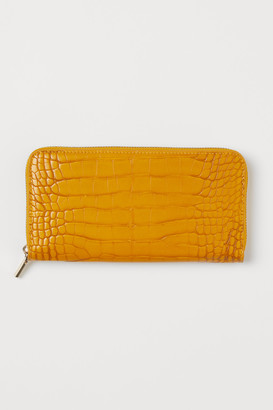 H&M Large Wallet