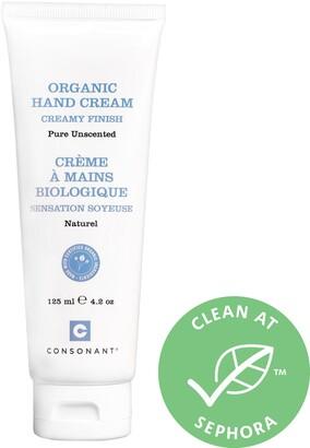 Consonant - Organic Hand Cream
