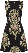 Oasis Delphina Jacquard Dress