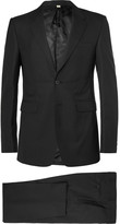 Burberry - London Black Slim-fit Wool Suit