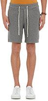 James Perse Men's Drawstring-Waist Shorts-GREY