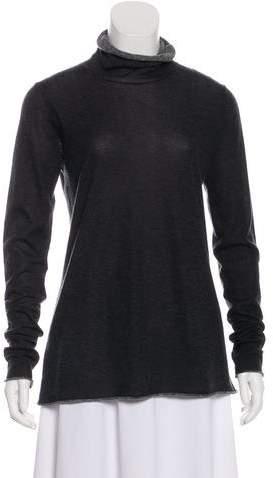 Donna Karan Cashmere Turtleneck Sweater
