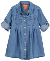 Joe Fresh Woven Dress (Toddler & Little Girls)