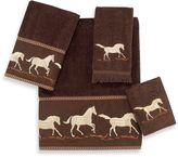 Avanti On The Range Mocha Washcloth