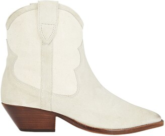 Isabel Marant Demar Western Ankle Boots