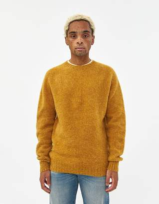 Howlin' Birth of the Cool Sweater in Gold