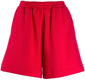 Styland Plain Basic Track Shorts