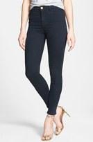 J Brand '2311 Maria' High Rise Skinny Jeans (Blue Bird)