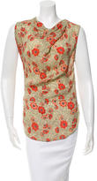 Etoile Isabel Marant Sorley Floral Top w/ Tags
