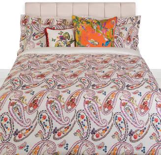 Etro Iris Bed Set - White - King