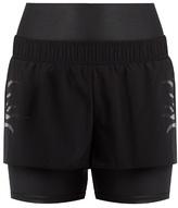 adidas by Stella McCartney Double-layered performance shorts