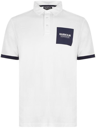 Barbour International Scortch Polo Shirt