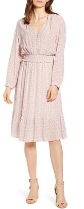 Rails Renata Long Sleeve Dress